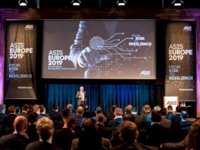 Uniprotect à la conférence européenne de l'ASIS à Rotterdam