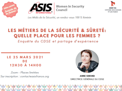 Women In Security: l'engagement d'Uniprotect